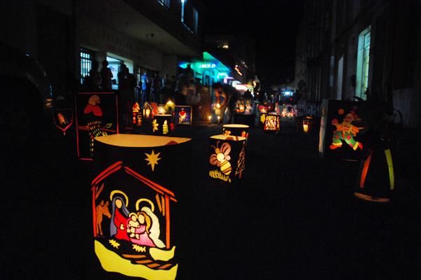 Festival de Velas y Faroles Quimbaya (Quindio)