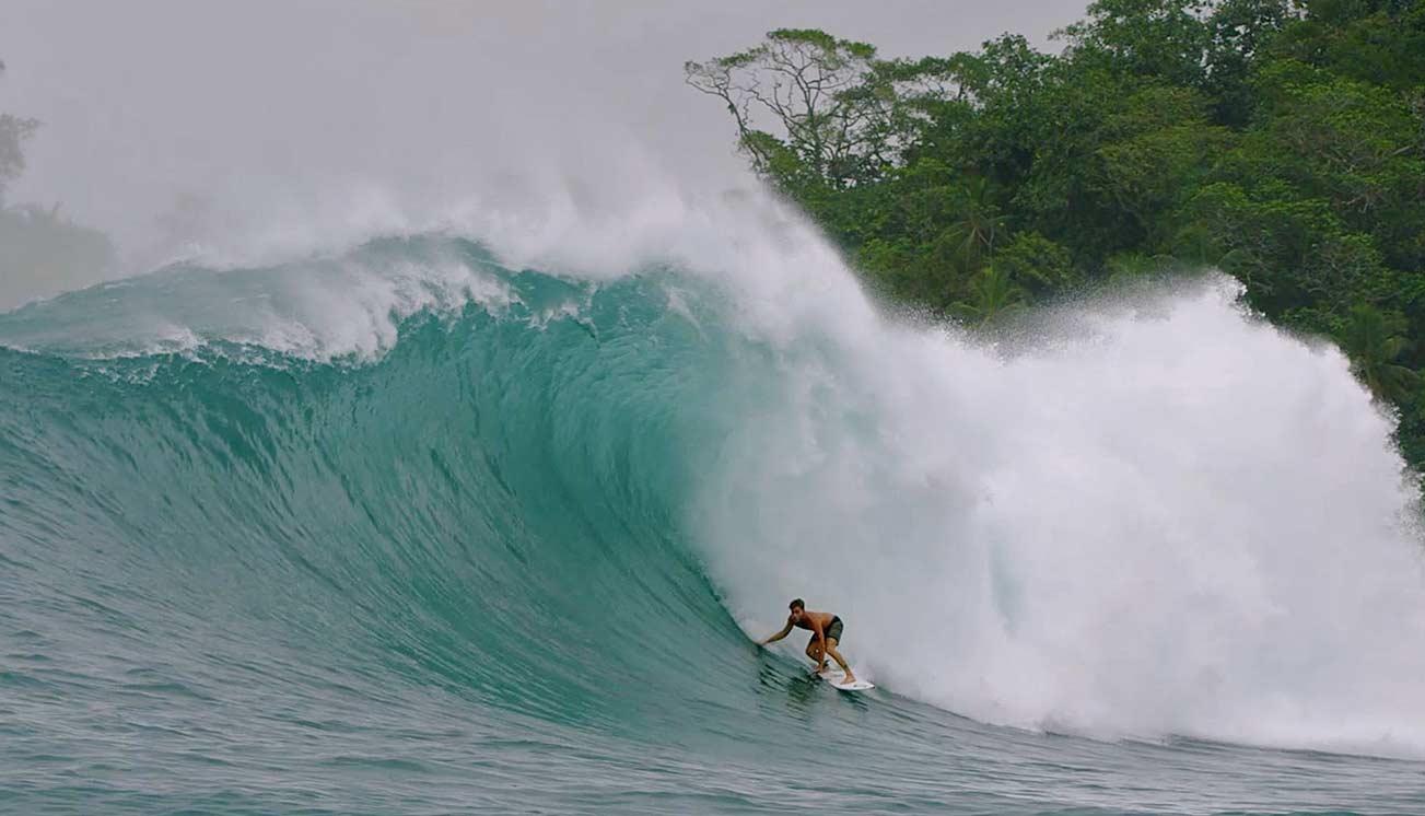 Surfing en Panamá