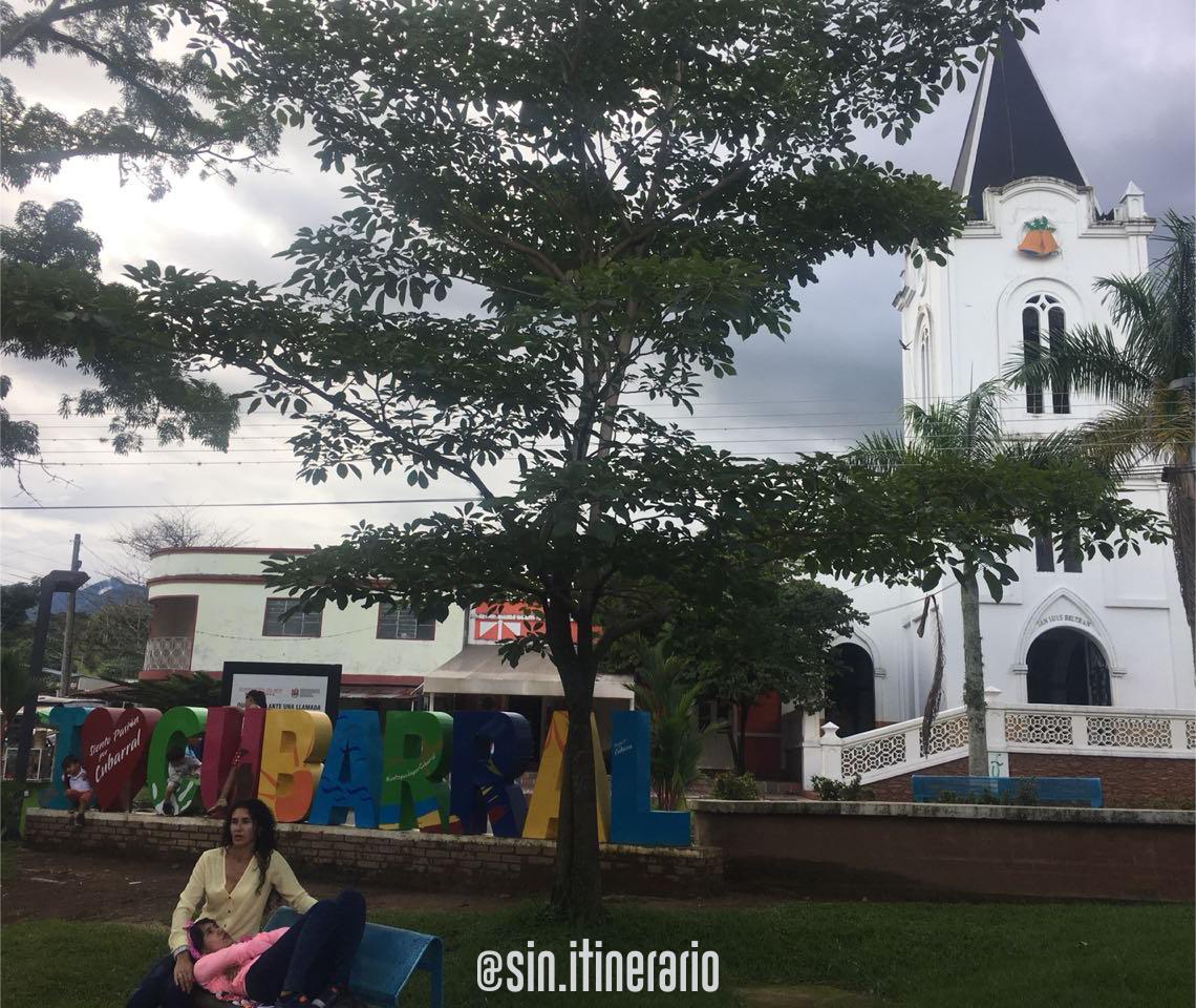 iglesia cubarral